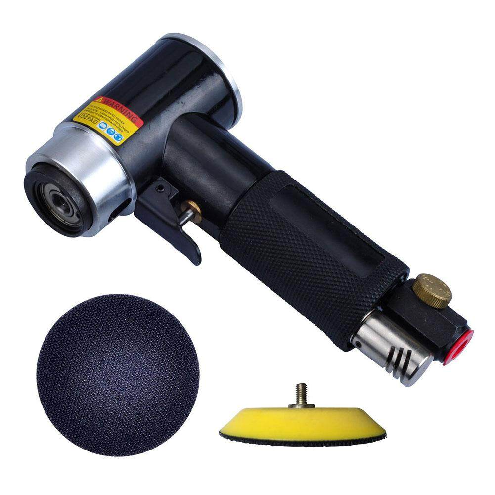 Grinding Power Tool Random Orbital Portable 90 Degree Polishing Pneumatic Machine Mini With Sanding Pad Air Angle Sander