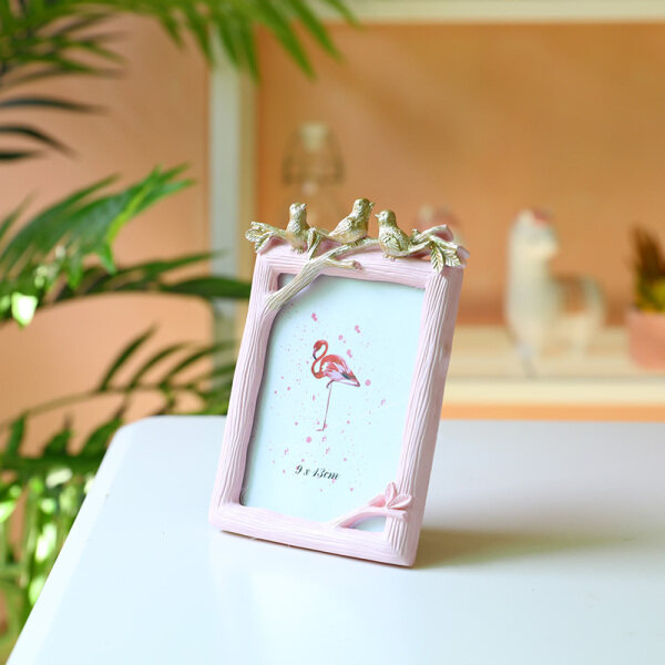 ❅◐ The modern simple frame table setting new hang a wall to 5 6 7 inches, 8 inches photo frame child frame accessories