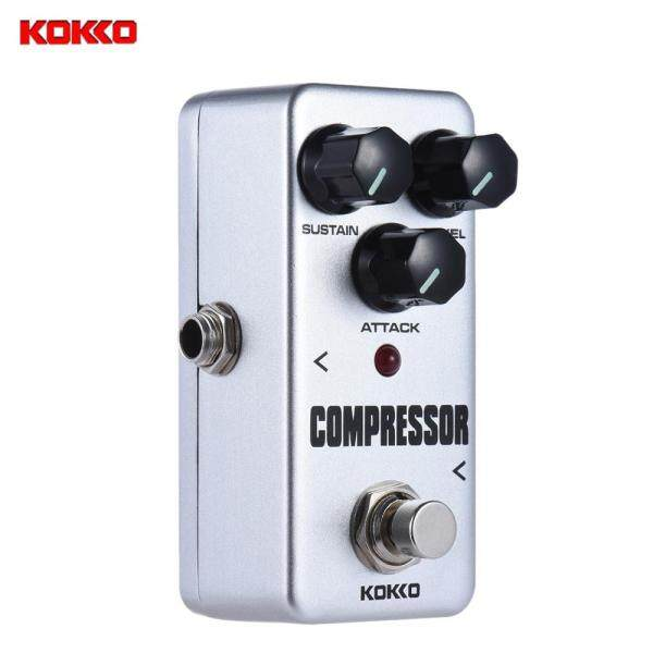 KOKKO FCP2 Mini Compressor Pedal Portable Guitar Effect Pedal Malaysia