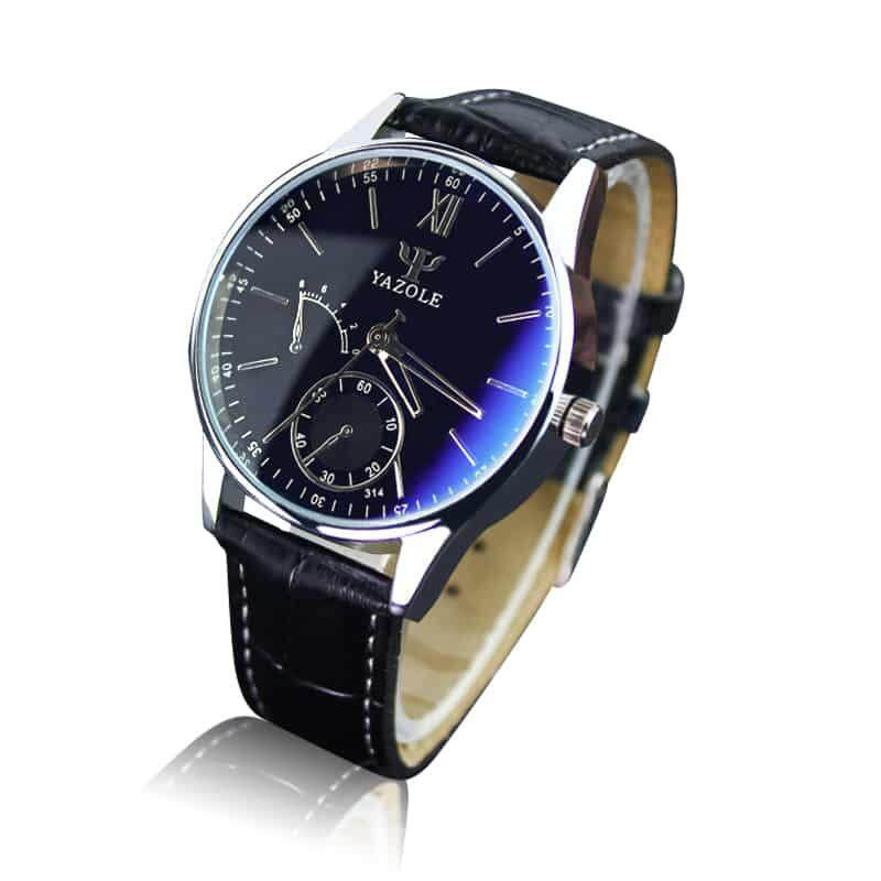 YAZOLE Quartz Watch Men Watches Brand Luxury Famous Wristwatch Male Clock Wrist Watch Business Jam Tangan Lelaki Malaysia
