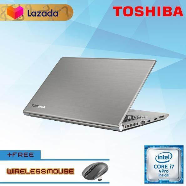 TOSHIBA TECRA Z40-B [ULTRABOOK] CORE I7 V-PRO/ 128GB SSD/ W8PRO [ LAPTOP ]  GRADE A REFURBISHED