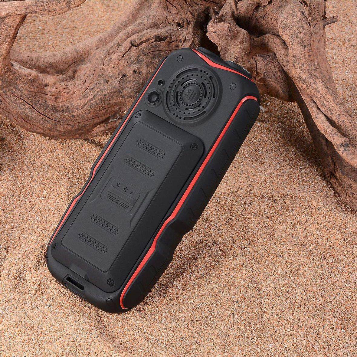 Hot Sellers 2.4Inch Portable Dual Card Dual Standby Gsm Big Word Old Man Mobile Phone