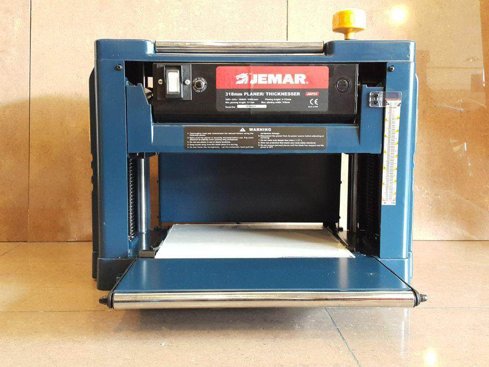 """Jemar 318MM/12.5"""" Thickness Planer ID558965 ID30726"""