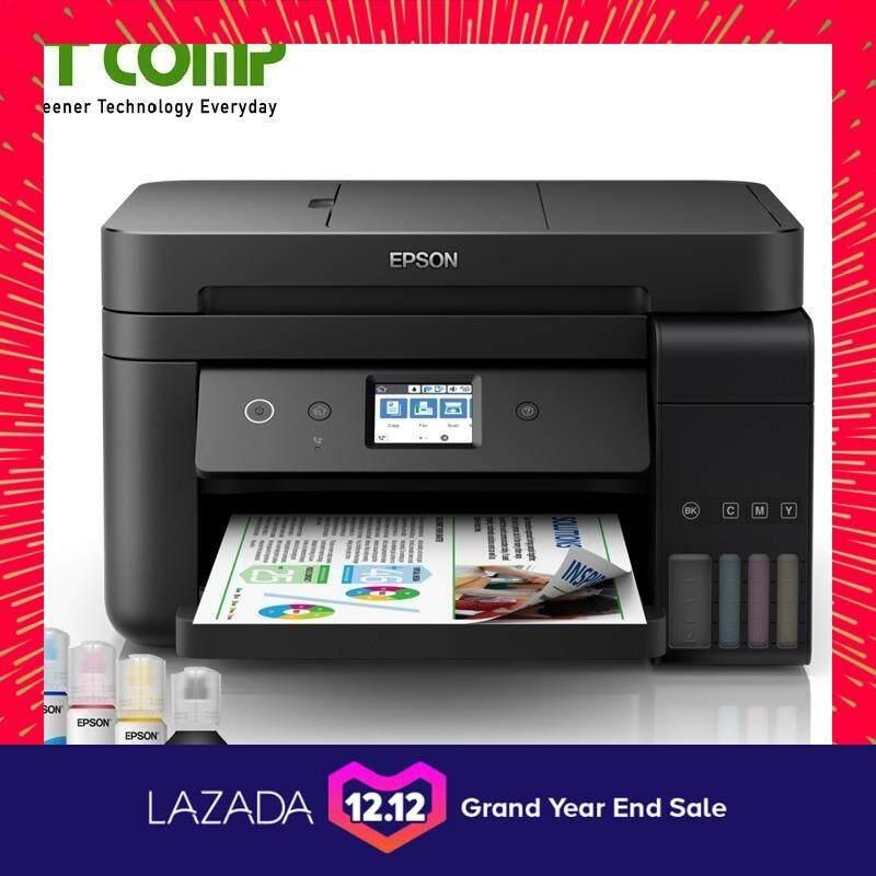 Promosi Panas [Best Deal] Epson L1800 A3 Photo Colour Inkjet