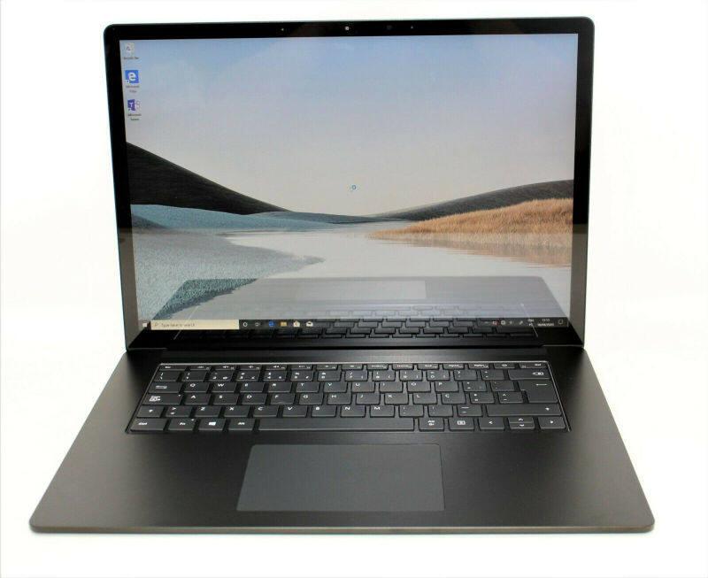 Microsoft Surface Laptop 3 15 Touchscreen ( Intel Core i7-1065G7, 16GB RAM, 512GB SSD) Laptop - Black Malaysia