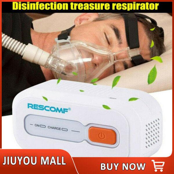 【JIUYOU Mall】máy Thở Mini Gia Dụng 2021 Giải Pháp Khử Trùng Và Vệ Sinh Máy Khử Trùng Ozone CPAP BPAP BPAP, Thích Hợp Cho Gia Đình/Du Lịch