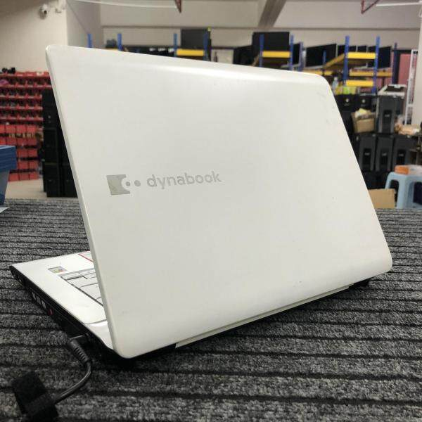 Budget Laptop - Toshiba Dynabook AX/52DY - Intel Celeron 520 / 2GB Ram / 160GB Hard Disk HDD Notebook Murah Bajet Malaysia