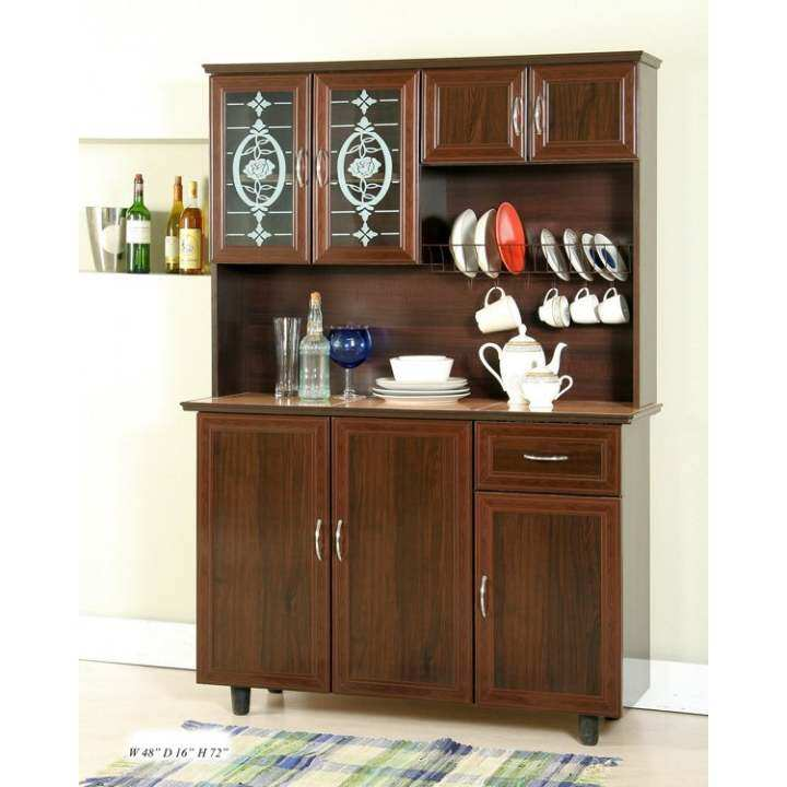 Purchasing Kitchen Cabinets: 4FT Kitchen Cabinet 72 Wenge: Buy Sell Online Sideboards