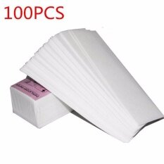 100pcs Removal Nonwoven Body Cloth Hair Remove Wax Paper Rolls High Quality Hair Removal Epilator Wax