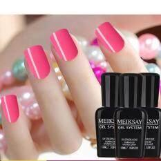 10ML Thermal Temperature Change Colors Soak Off Nail Lacquer UV LED Polish Gel