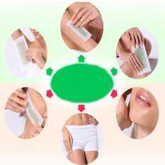 10pcs Depilatory Cold Wax Strip Hair Removing Nonwoven Paper Whole Body Hair Remover