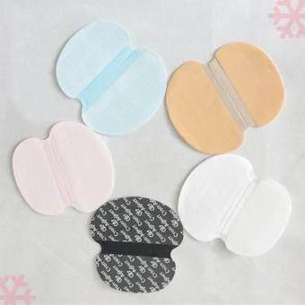 Harga baru 1pcs Summer Deodorants Cotton Pads Sweat Pads Disposable Sweat Absorbing sale - Hanya Rp15.884