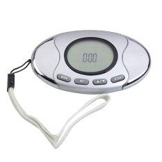 2 In 1 Digital Pedometer With In-Built Fat Calorie Analyzer And Alarm By Peas In Pod.