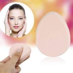 2 Pcs Kering dan Basah Amfibi Kosmetik Puff Bubuk Wajah Kosmetik Alat untuk Makeup