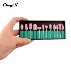 f07605c0070 30pcs set Nail Drill Bits + 12pcs set ProfessionalNail Art Polishing  Grinding Head Tools