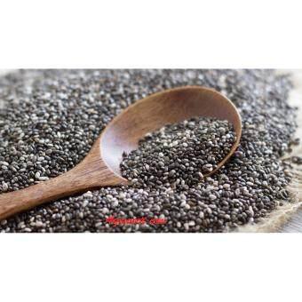 500 GRAMS Pure USDA Certified Organic Chia Seeds Premium Quality Seeds