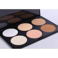 High Quality 6 Colors Contour Shading Palette By Zl Cosmetic.
