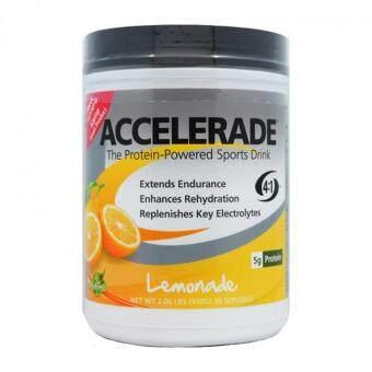 Accelerade Lemonade 4.11LBS 60 Servings