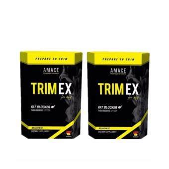 【AMACE】 TRIM EX Fat Blocker Thermogenic Effect (2 box)