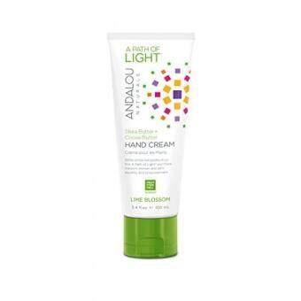 Harga baru Andalou Naturals Lime Blossom Hand Cream, 3.4 Ounce sale - Hanya Rp427.424