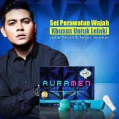 Aura Men Skincare Set 4 In 1 By Auramen By Carol E-Shop.