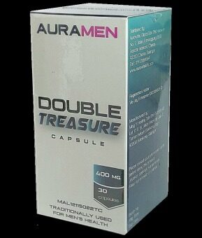 Auramen Double Treasure by Aura Men