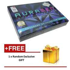 Auramen Skincare 4 In 1 Original + Best Price With Extra Gift By Go Murah.