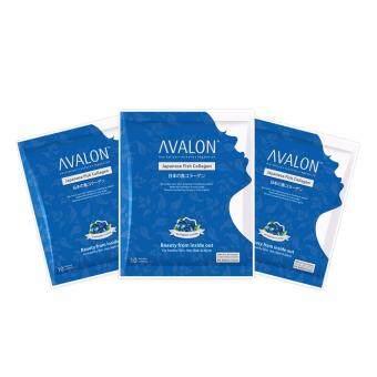 AVALON Japanese Fish Collagen Blueberry Flavor - Factory Sale Foil Bag Packed 30sachet