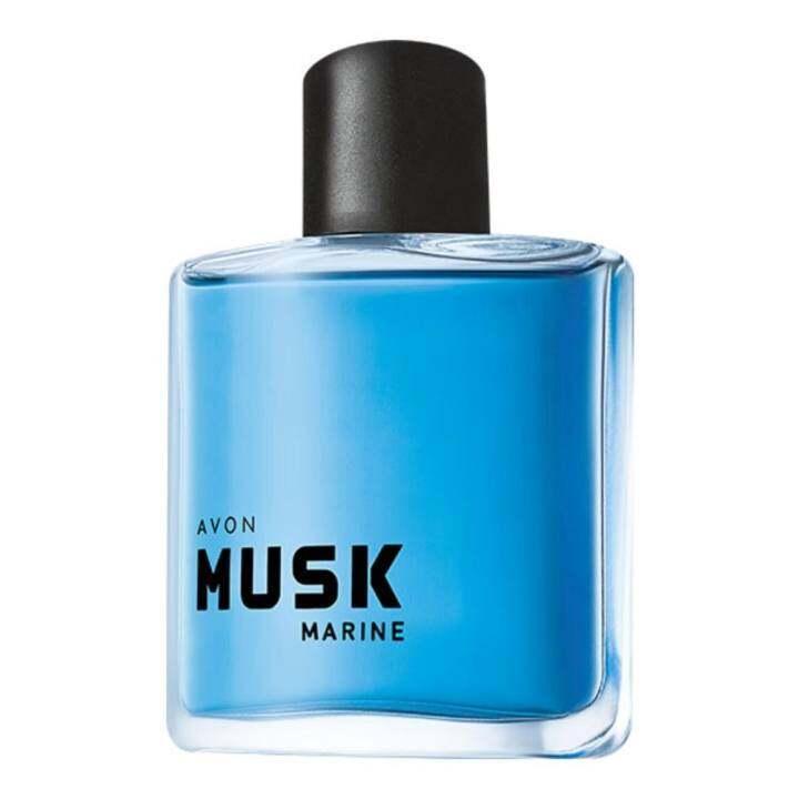 AVON Musk Marine Eau de Cologne Spray 75ml