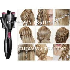 CHIWAWA Professional Paris Twist Secret 360° Rotating Secret Hair Stylist Hair Curler Roller Styler Women Styling Tool