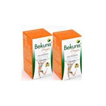 Bekunis Dragees Laxative 2 x 45''s (Treat Constipation)