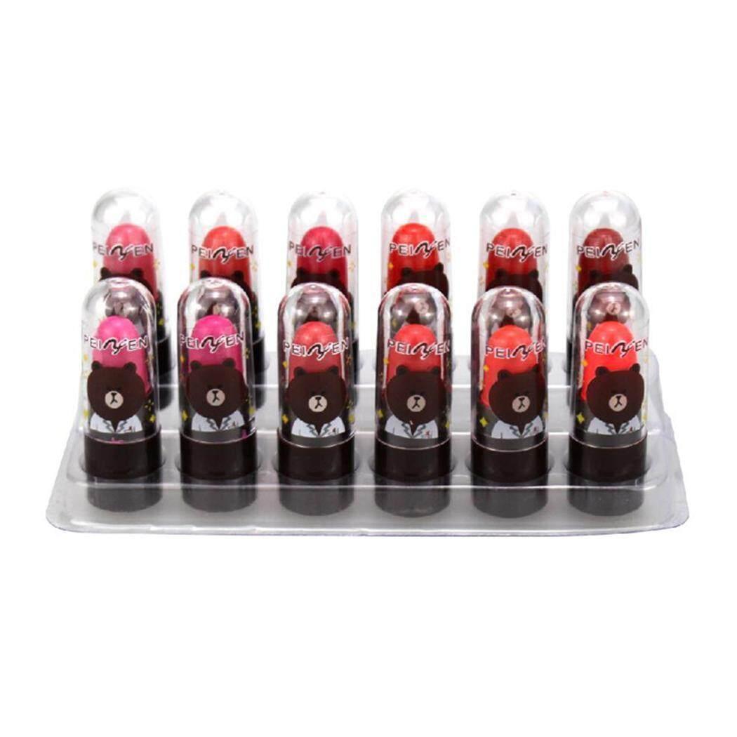 Terbaik Penjual Sunweb Baru Riasan Kosmetik Matte Tahan Lama Gaya Antik Lembut Krim Bibir Lipstick Lip Gloss Set-Intl
