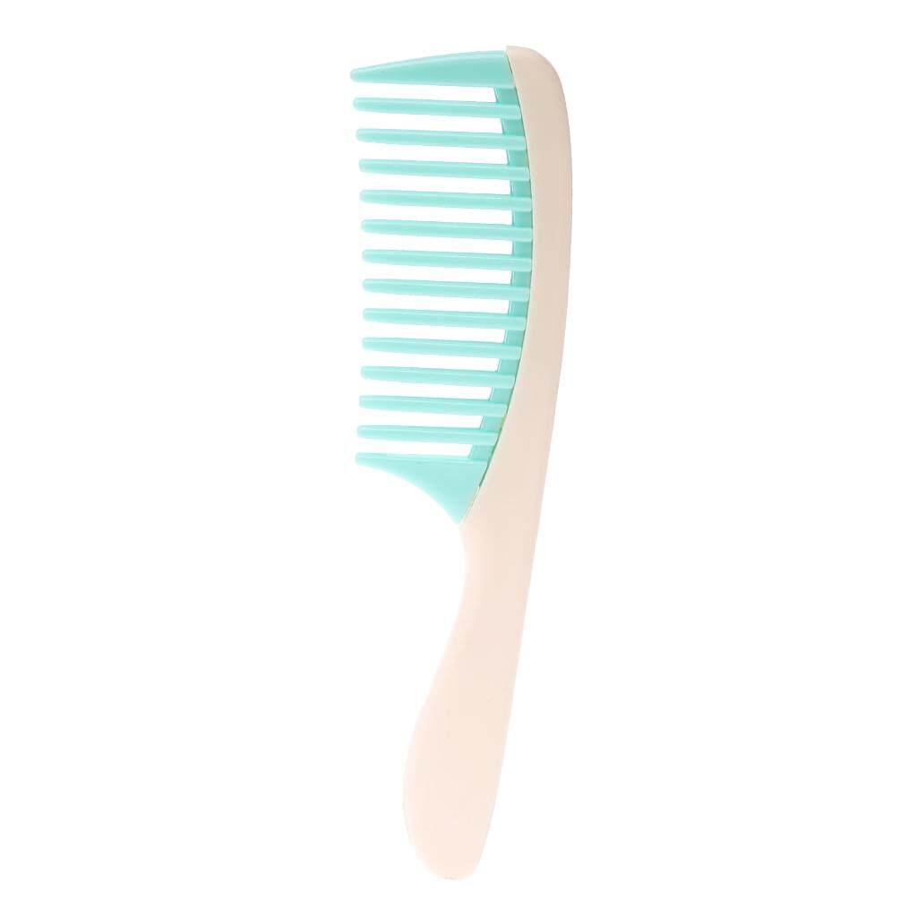 ... Tempat Pemangkas Rambut Plastik Anti Statis Pegangan Lebar Gigi Source Besar Lebar Gigi Sisir Curly