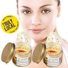 BIOAQUA 160 pcs Eye Skin Care Golden Osmanthus Collagen Eye Mask Anti-Puffiness Dark Circle Moisturizing Eyemask Eye Care