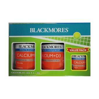 Blackmores Calcium D3 2 x 120's + 30's (EXP: 8/2019)
