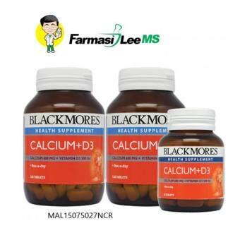 Blackmores Calcium + D3 2x120s+30s (Exp 10/2019)