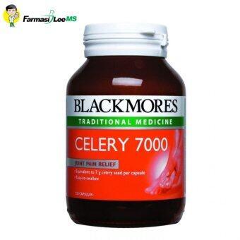 Blackmores Celery 7000mg 120 Capsules (Exp 12/2019)