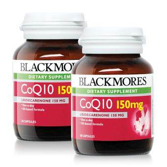 Blackmores CoQ10 150mg 30s x 2 Promo Pack
