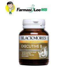 Blackmores Executive B 60s (exp 04/2021) By Farmasi Lee Ms.