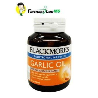 Blackmores Garlic Oil 90s (Exp 03/2021)