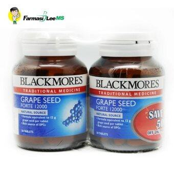 Blackmores Grape Seed Forte 2x30s (Exp 02/2020)