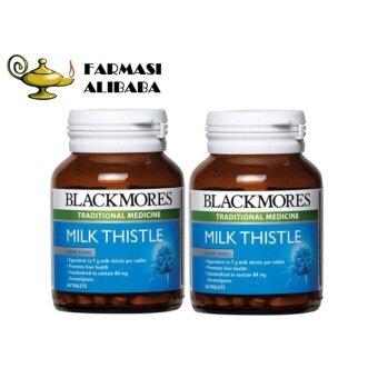 BLACKMORES Milk Thistle Liver Tonic 2x60s EXP:6/19