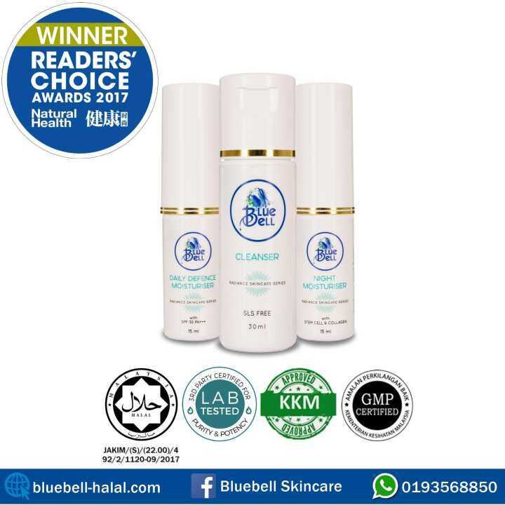 Bluebell Skin Care Pack