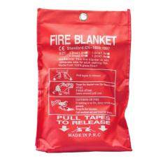 Bn Sealed Home Safety Fire Blanket Protection 1m X 1m By Xhkjin.