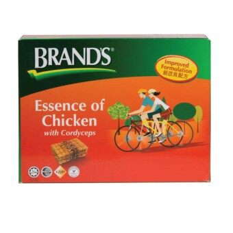 Brand's Essence of Chicken with Cordyceps 70g 12's
