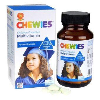 Chewies Multivitamin + Taurine 60T