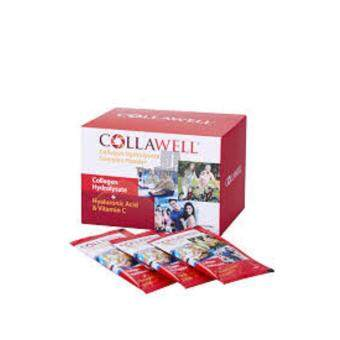 COLLAWELL Collagen Hydrolysate Complex Powder 30 sachets x 10gm (EXP 11/19)