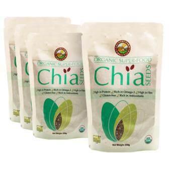 Country Farm Organic Chia Seed-Buy 3 Free 1 Chia Seed 250g