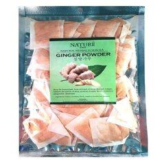 Dcs Nature Korea Ginger Powder (for Sauna, Foot Bath, Spa And Steam Bath) By Dcs Beauty..