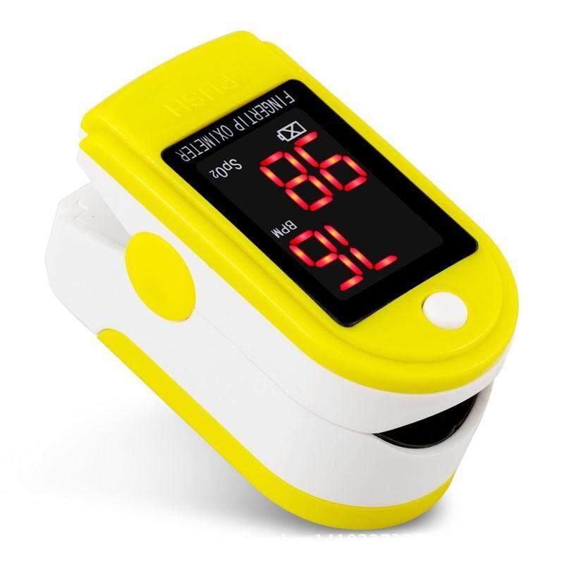 Digital Finger Pulse Oximeter LED Display SPO2 PR PI Oximetro Blood Oxygen Finger Oximeters bán chạy